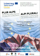 Esiti e video progetto PlurAlps